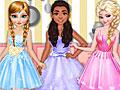 Принцессы Диснея: Кулинарный конкурс