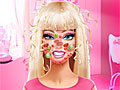 Уход за лицом Барби
