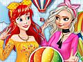 Принцессы Диснея: Фестиваль воздушных шаров