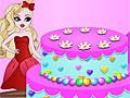 Эвер Афтер Хай: Праздничный торт Эппл Вайт