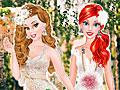Принцессы Диснея: Двойная свадьба в стиле бохо