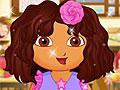 Даша: Прическа для первого дня в школе