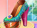 Дизайн обуви для принцессы