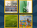4 картинки - 1 слово
