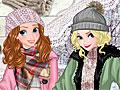 Принцессы Диснея: Советы по зимнему утеплению