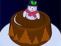 Как приготовить новогодний торт