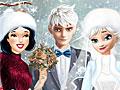 Принцессы Диснея: Идеи для зимней свадьбы