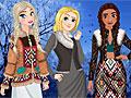 Принцессы Диснея: Стиль эскимо