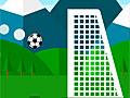 Футбол: Попасть в перекладину