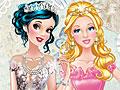 Принцессы Диснея: Винтажный выпускной