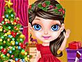 Рождество с малышкой Барби