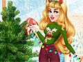 Принцессы Диснея: 12 дней Рождества