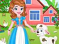 Принцесса София: Уход за овечкой