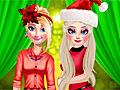 Холодное сердце: Рождественские покупки сестер
