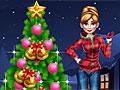 Холодное сердце: Украшение елки на Рождество