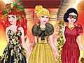 Принцессы Диснея: Новогодний модный показ