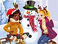 Ты хочешь сделать снеговика?