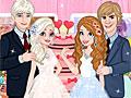 Холодное сердце: Свадьба Анны и Эльзы
