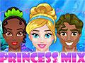 Микс принцесс Диснея
