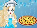 Эвер Афтер Хай: Эппл Вайт готовит пиццу с оливками