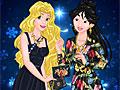 Принцессы Диснея: Зимний фестиваль
