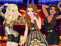 Принцессы Диснея в ночном клубе