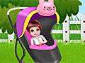 Создание детской коляски