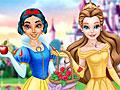Принцессы Диснея: Любовь к косплей