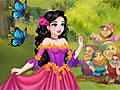 Белоснежка: Сказочное платье