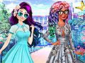 Принцессы Диснея: Весенний блог