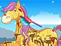 Уход за лошадкой принцессы