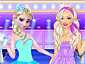 Принцессы Диснея: Конкурс мода блонди