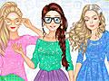 Принцессы Диснея: Дивы колледжа Барби, Рапунцель и Золушка