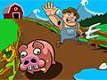Побег свинки Пэдди из фермы