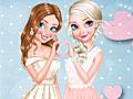 Холодное сердце: Подружки невесты Анна и Эльза