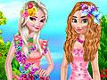 Холодное сердце: Цветочные принцессы