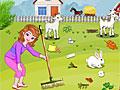 Принцесса София: Уборка на ферме