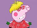 Платье для свинки Пеппы
