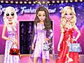 Принцессы Диснея: Весенний показ мод