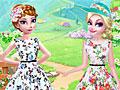 Принцессы Диснея: Весенняя мода