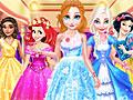 Принцессы Диснея: Коктейльная вечеринка
