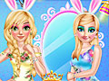 Принцессы Диснея: Пасхальный стиль