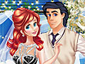 Принцессы Диснея: Двойная свадьба в стиле ретро