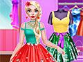 Цветочное платье балерины
