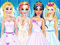 Принцессы Диснея: Покупка свадебных платьев