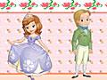 Принцесса София в кукольном доме