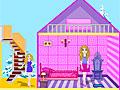 Кукольный домик для Барби и Холодное сердце