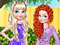 Принцессы Диснея: Тенденция привлекательности