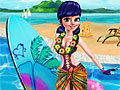 Принцессы Диснея: Летний стиль