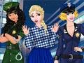 Принцессы Диснея и полиция моды